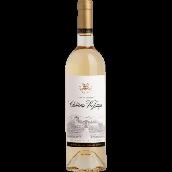 Chateau Blanc von Chateau Kefraya - ein libanesischer Wein und die Weinkultur des Libanons