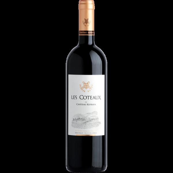 Le Coteaux von Chateau Kefraya aus dem Libanon - libanesische Weine
