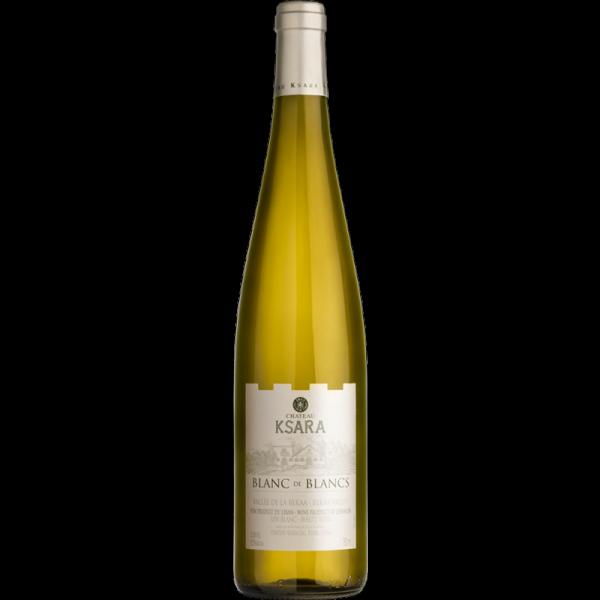 Blanc de Blancs von Chateau Ksara aus dem Libanon - libanesische Weine