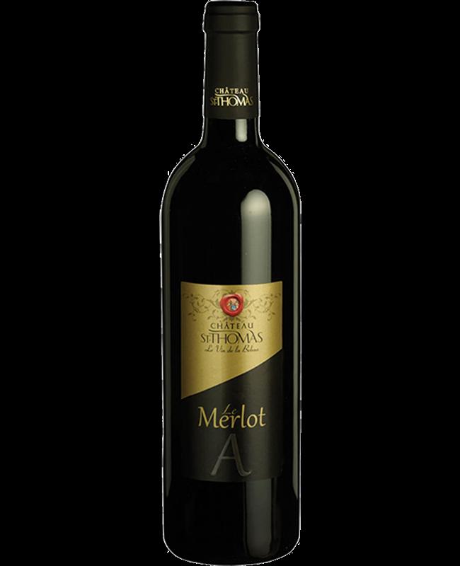 Merlot von dem libanesische Weingut Clos St. Thomas