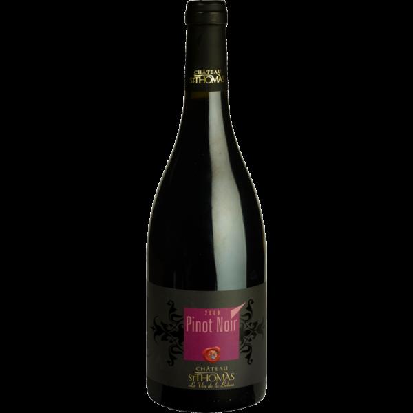 Pinot Noir von dem libanesische Weingut Chateau Saint Thomas