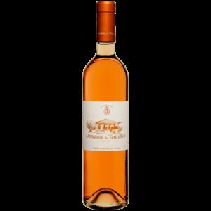Rose von dem libanesische Weingut Domaine des Tourelles