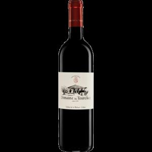 Rouge von dem libanesische Weingut Domaine des Tourelles