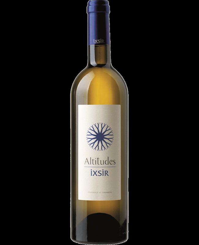 Altitudes White von dem libanesische Weingut Ixsir