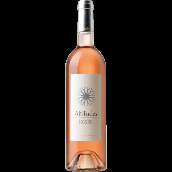 Altitudes Rose von dem libanesische Weingut Ixsir