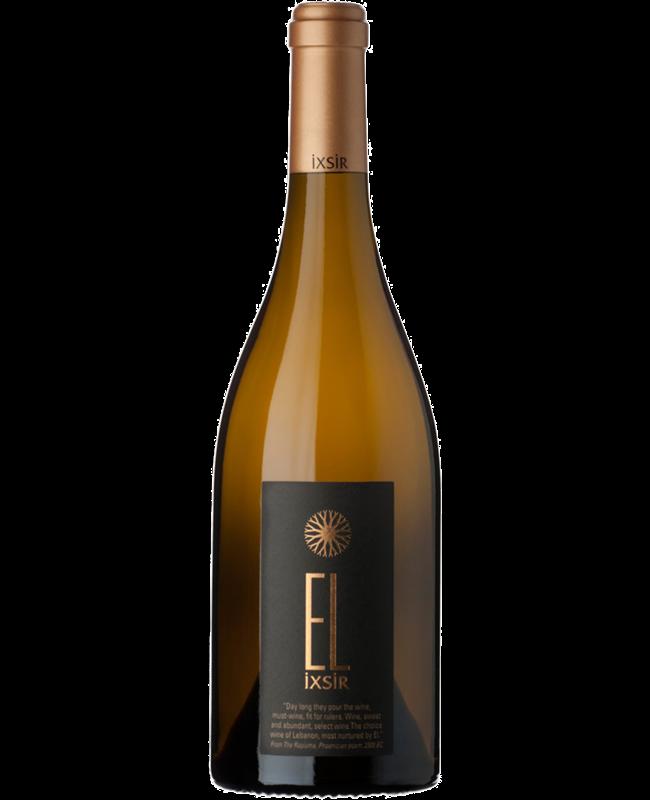 Ixsir EL Weiss von dem libanesische Weingut Ixsir