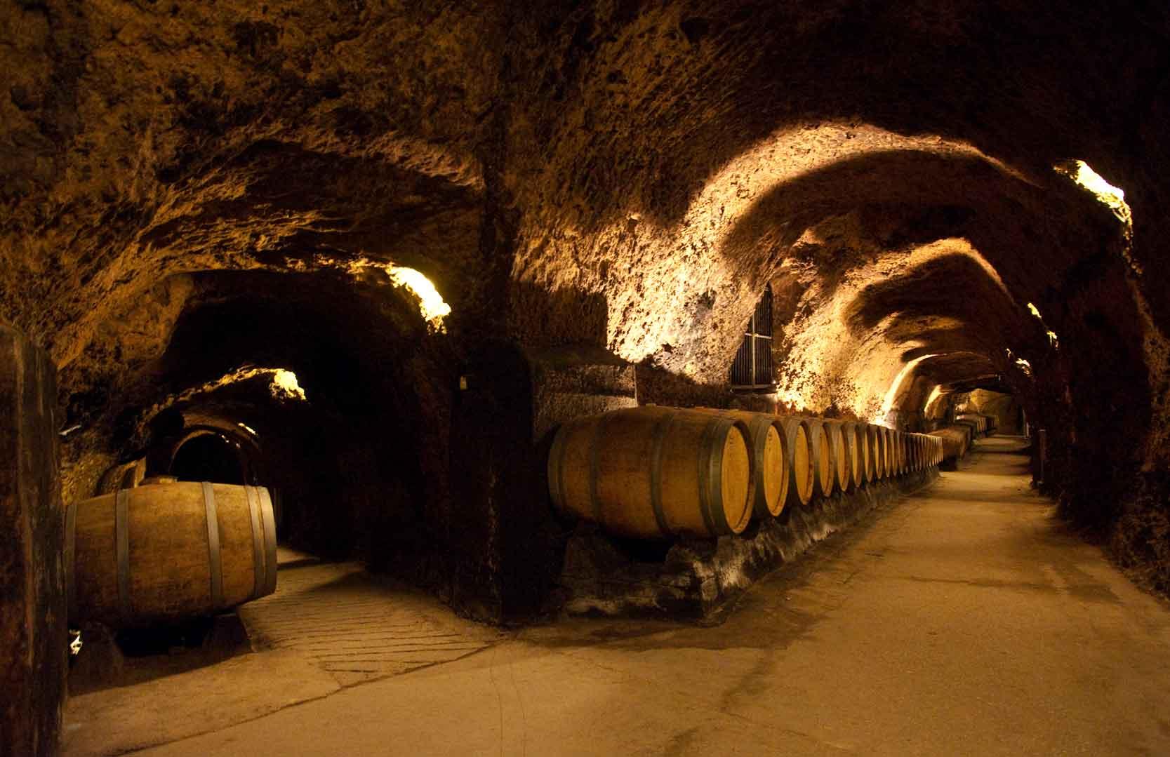 Cave in Ksara