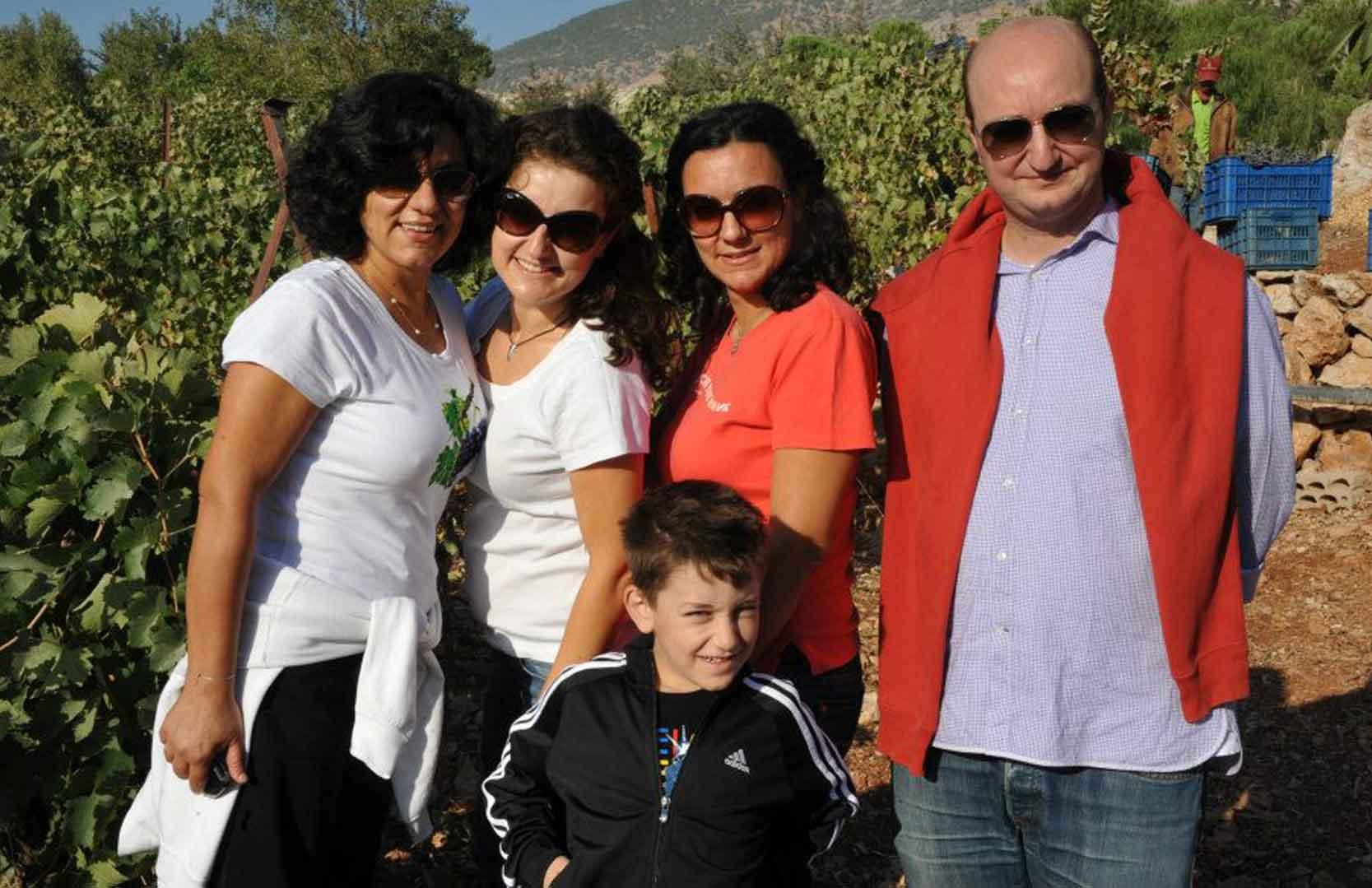 Familie Touma