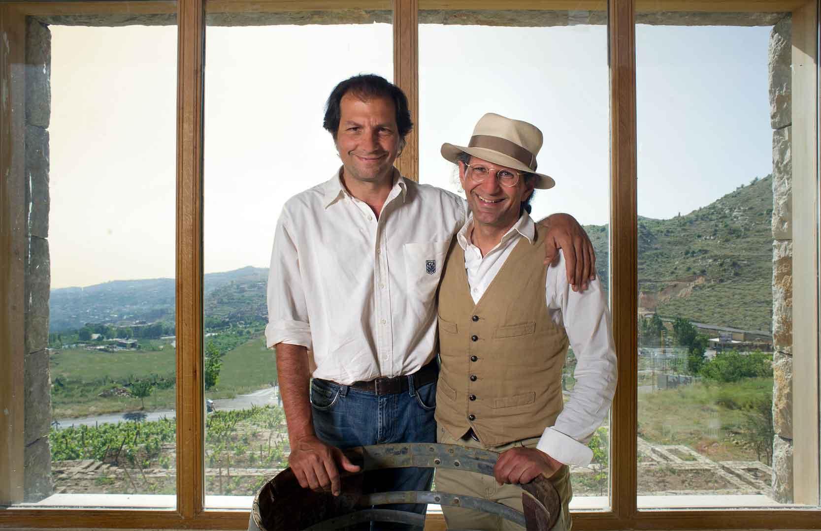 Sami Ghosn & Ramzi Ghosn