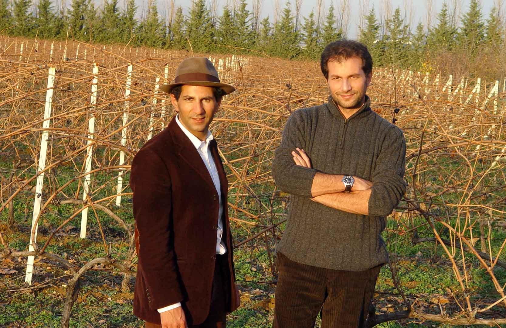 Sami Ghosn & Ramzi Ghosn von Massaya