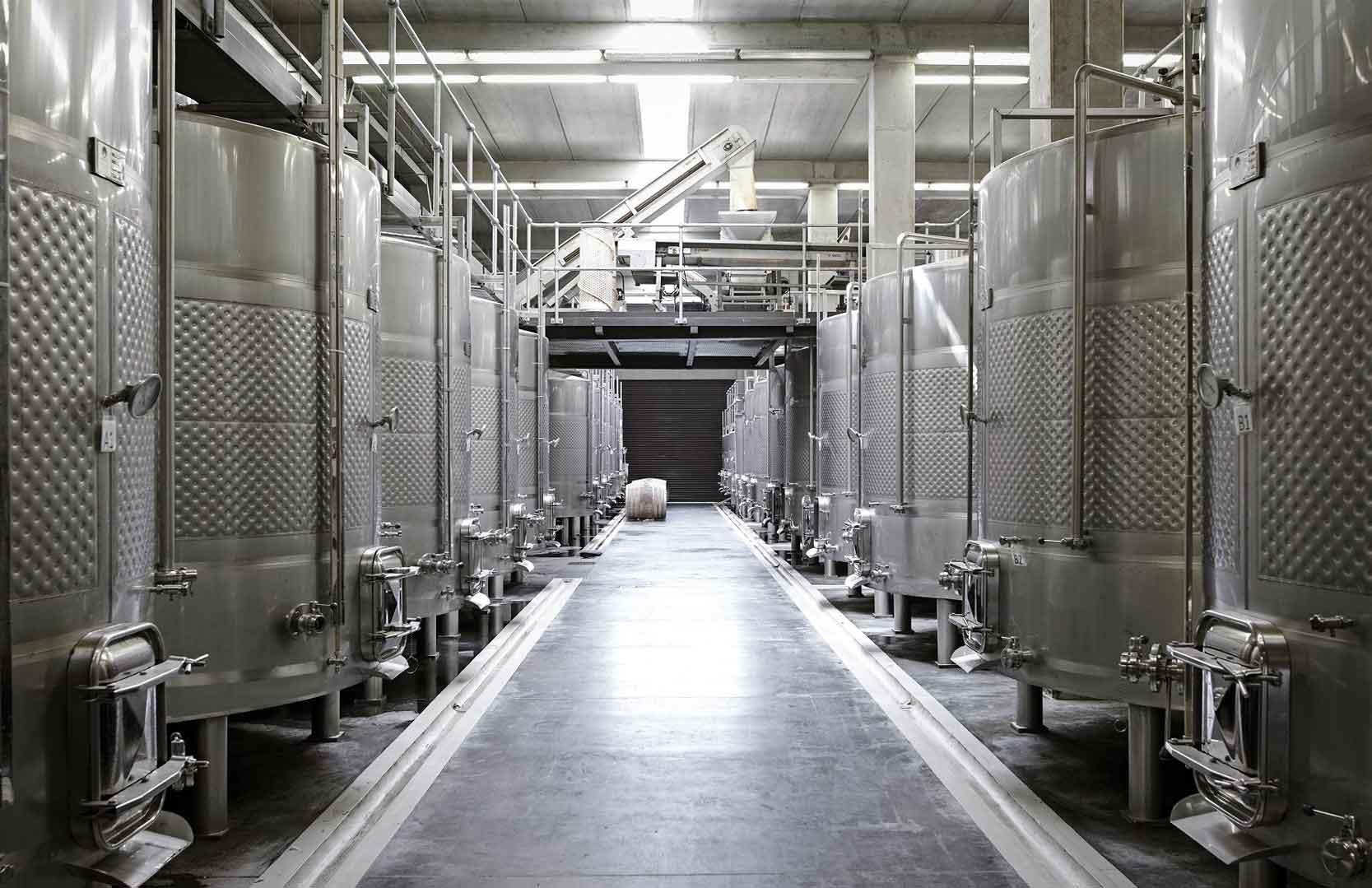 Weinbereitung von Ixsir