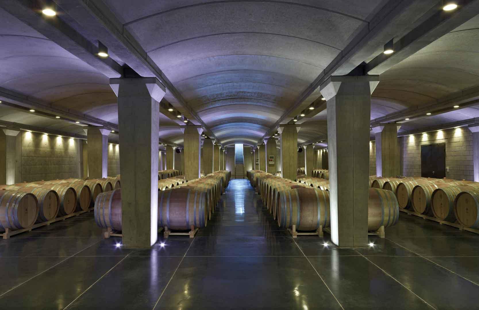 Weinkeller von Ixsir