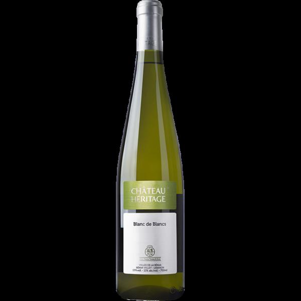 Blanc de Blancs von dem libanesische Weingut Chateau Heritage