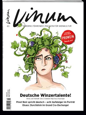 Vinum berichtet über Libanesische Weine