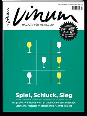 Die libanesische Weinkultur im Vinum 05/2019 - Editors Choice