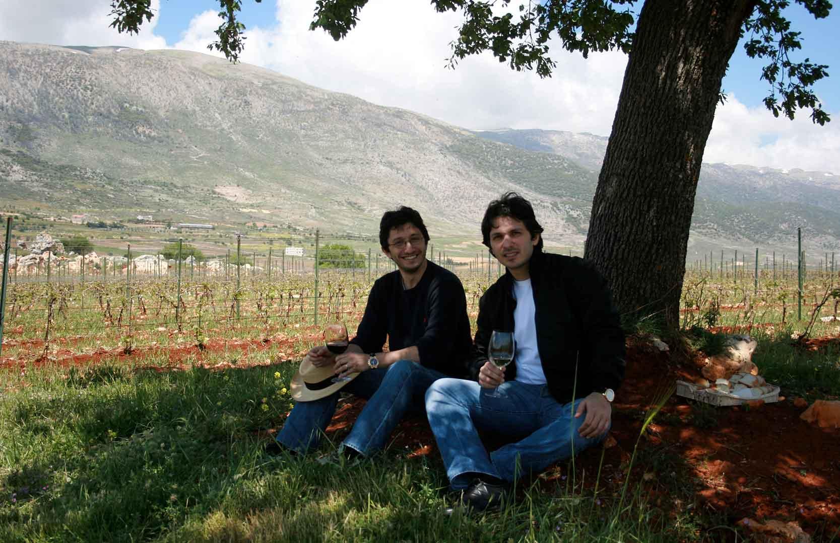 Bild von Sandro & Karim Saadé