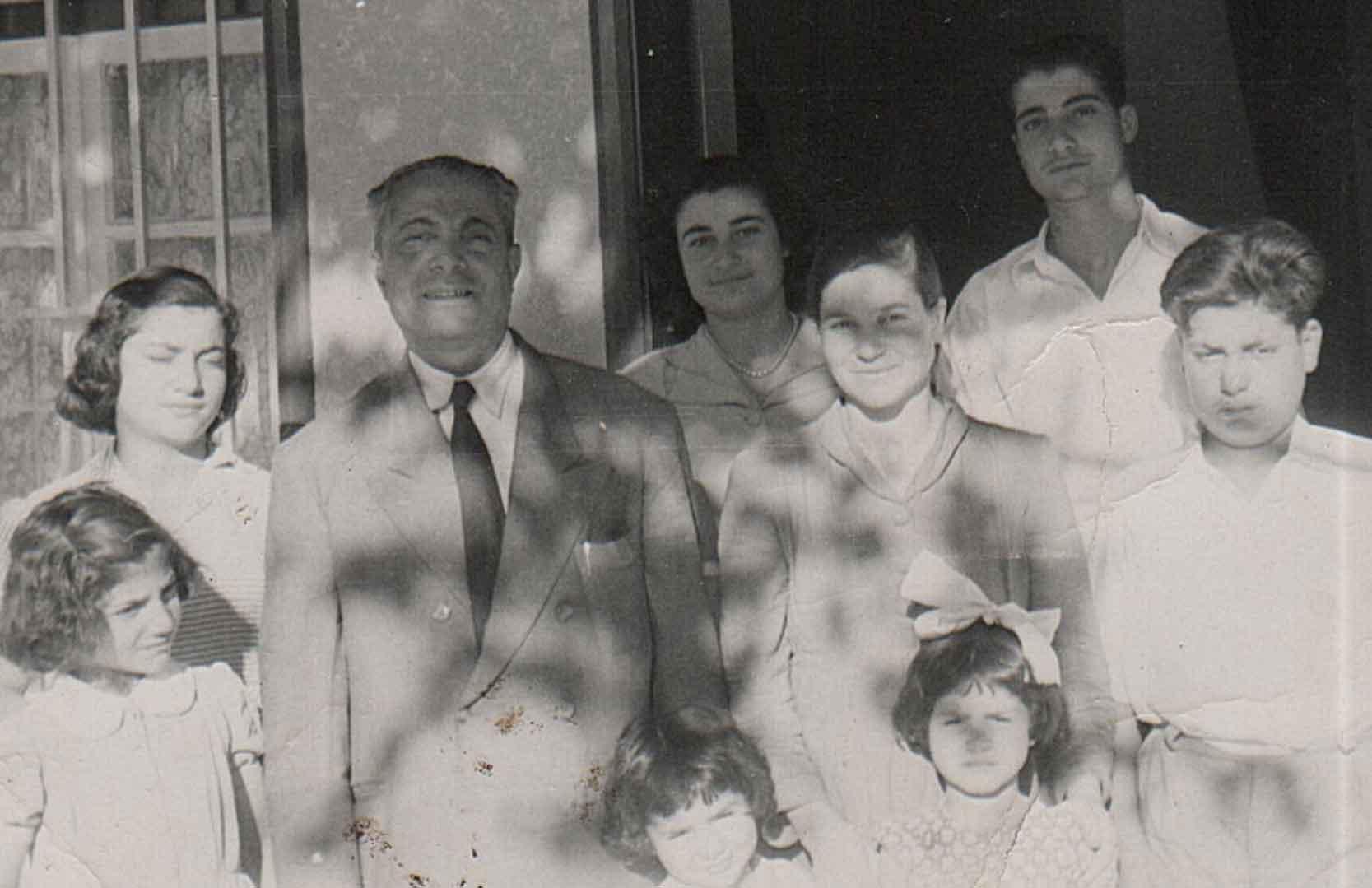 Familie Nakad