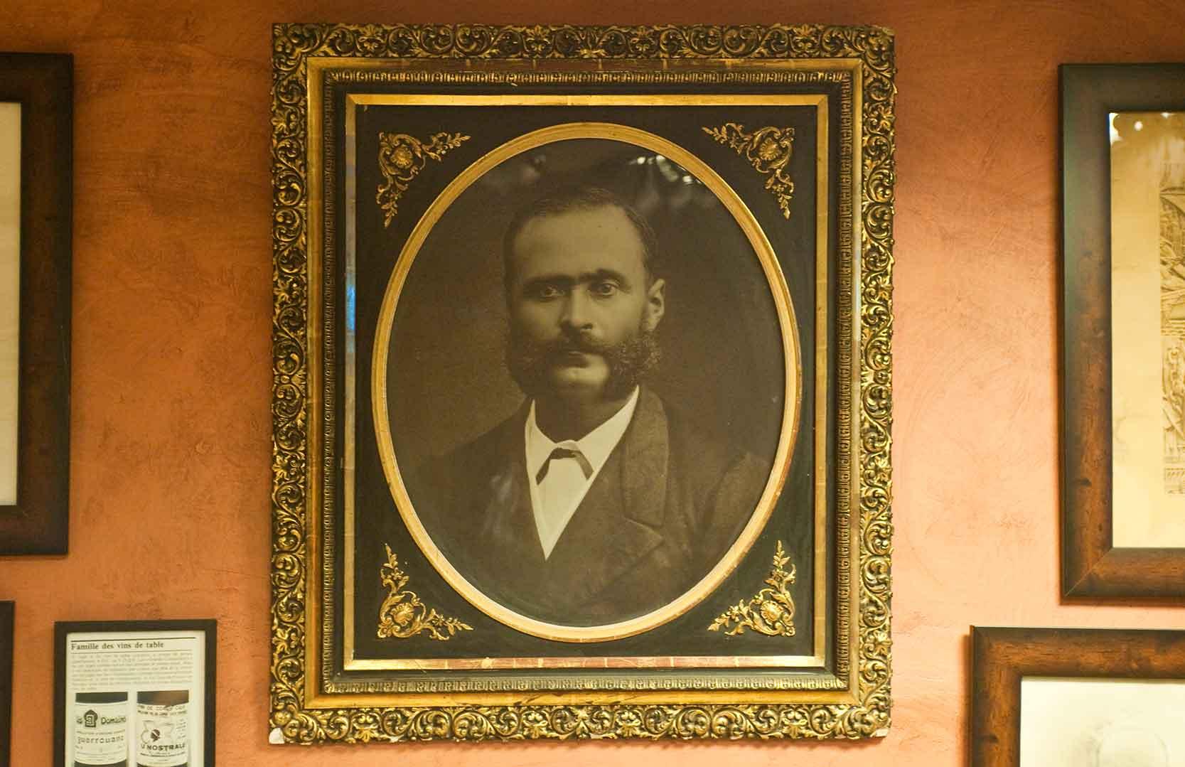 François-Eugène Brun von Domaine des Tourelles