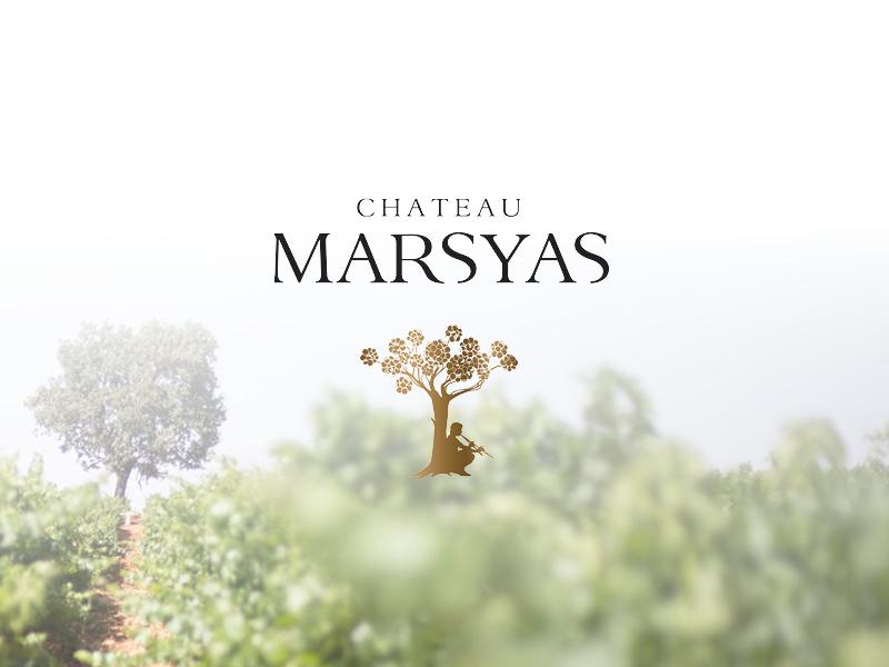 Icon von dem libanesischen Weingut Chateau Marsyas
