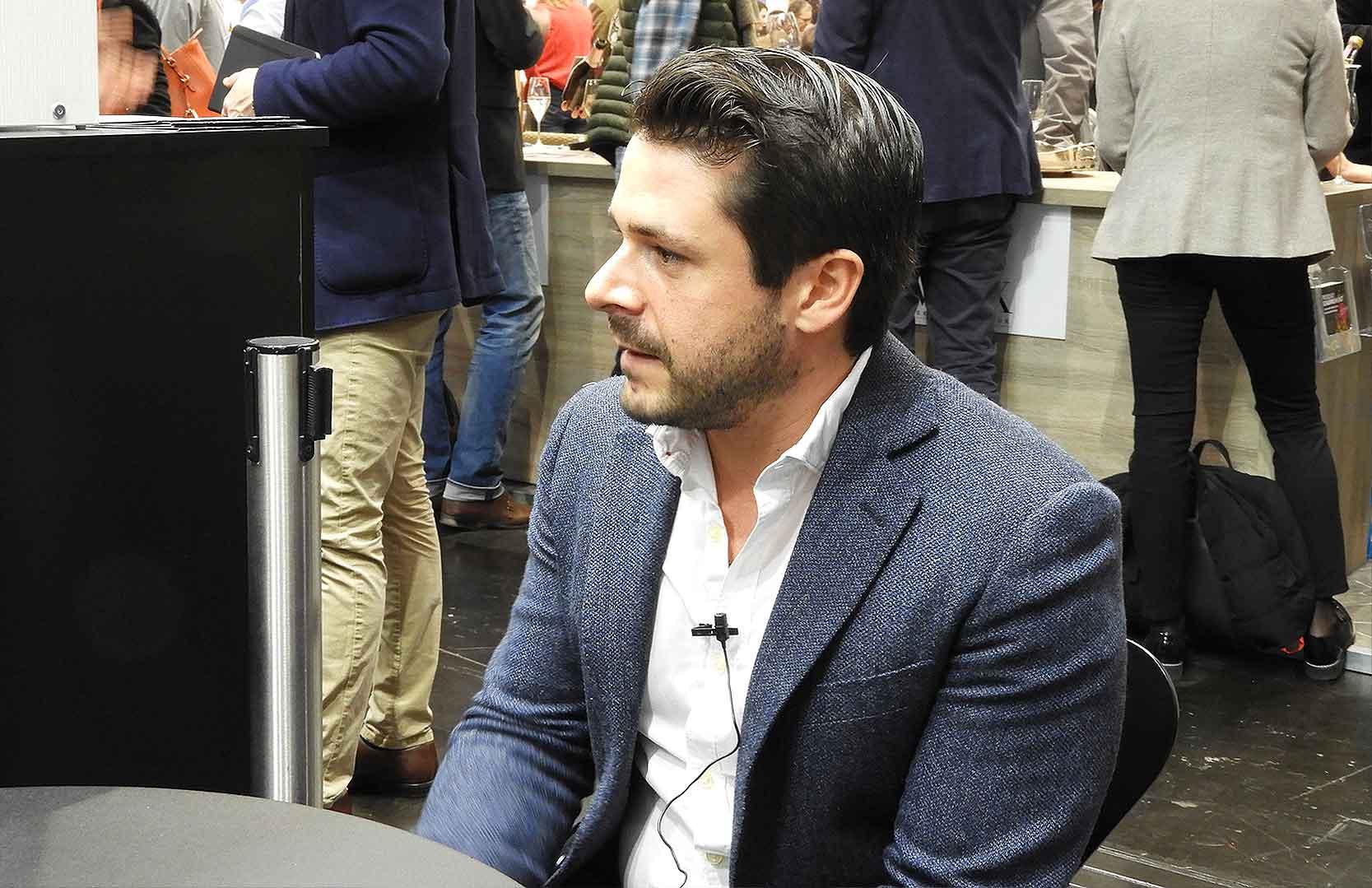 Interview mit Serge Khaled